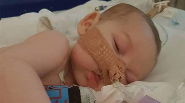Reino Unido rechaza el ingreso de Charlie Gard en un hospital romano