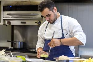 Chef Carlos Romero.