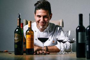 Chef James Tahhan.
