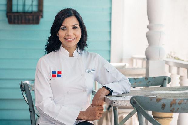 Chef Tita.