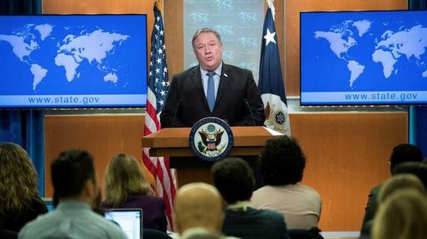 """El Gobierno de EE.UU. advirtió este viernes a China de que habrá """"consecuencias"""" por su """"represión"""" a la minoría de musulmanes uigures en la región noroccidental de Xinjiang."""