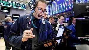 Bolsa de Valores de Estados Unidos este lunes 7 de enero de 2019.