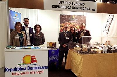 República Dominicana promueve el cacao orgánico en el 'Salon du Chocolat' en Milán