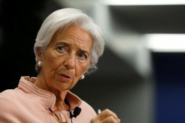 Lagarde dice que no espera recesión en la zona euro a corto plazo