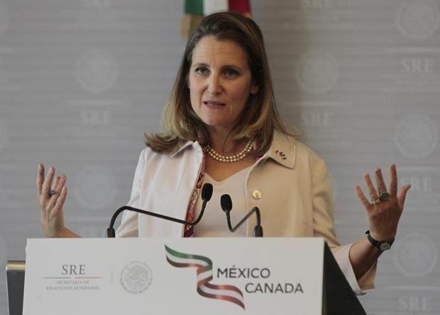 """Canadá anuncia suspensión """"temporal"""" de operaciones diplomáticas en Venezuela"""