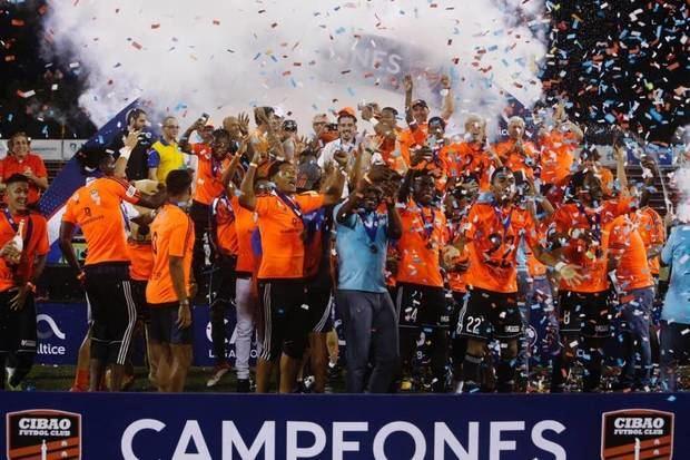 El Cibao se proclama campeón del Clausura dominicano de fútbol