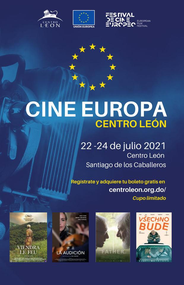 Desde este jueves 24, Cine Europa llega al Centro León