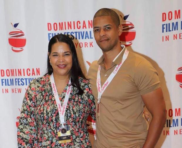 Yvette Marichal y Héctor Anibal.