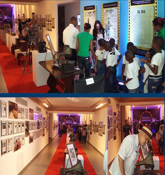Sobre el pabellón de Cine en la Feria del Libro...