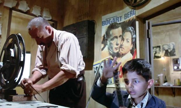 Cinema Paradiso resume la magia del cine