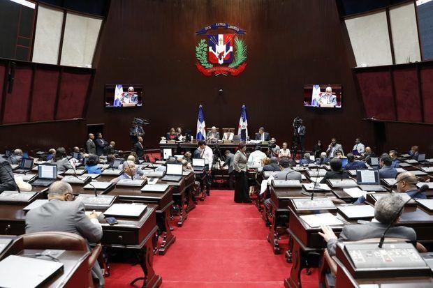 La Cámara de Diputados cumple una semana de bloqueo en una sesión convulsa