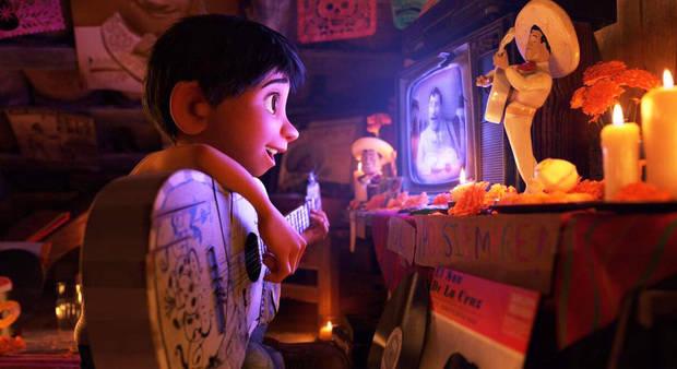 """Coco"", el canto de Pixar a la cultura mexicana llega a todo el mundo"
