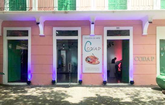 """Codap presenta su exposición colectiva: """"Renacer, nueva directiva e invitados"""""""
