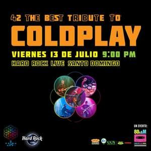 Coldplay Tribute.