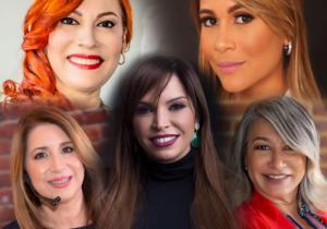 """Rhina Ibert: """"Publicamos la galería Mujeres Visionarias, en distinción a mujeres dominicanas capacitadas y talentosas""""."""