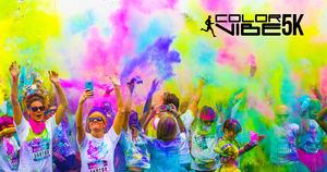 Esta sexta edición en Santo Domingo de 'ChocoRica Color Vibe 5K' espera acoger a nueve mil personas que se darán cita el próximo sábado 19 de octubre a las 3:00 de la tarde en el Jardín Botánico.