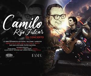 Concierto Camilo Fulcar.