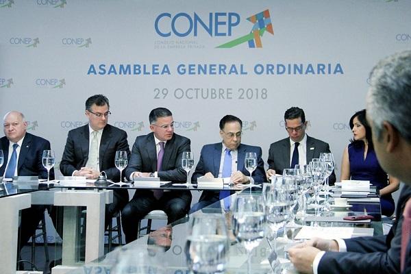 Pedro Brache reelegido presidente del Consejo Nacional de la Empresa Privada