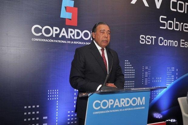 """La Confederación Patronal de la República Dominicana aboga por """"un gran acuerdo por el empleo"""""""