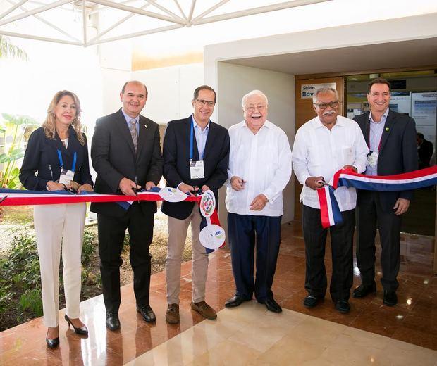 Inauguran XXXVI Congreso internacional industria del cemento