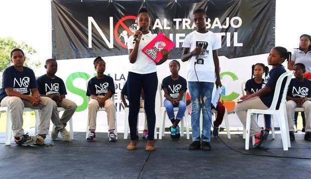 Consorcio Azucarero de Empresas Industriales CAEI, celebra el Día Mundial contra el Trabajo Infantil.