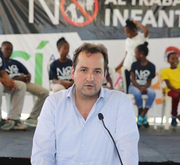 Benigno Trueba, miembro del comité ejecutivo de CAEI.