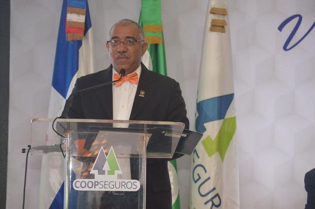 Presidente de COOPSEGUROS, Manuel Gutiérrez.