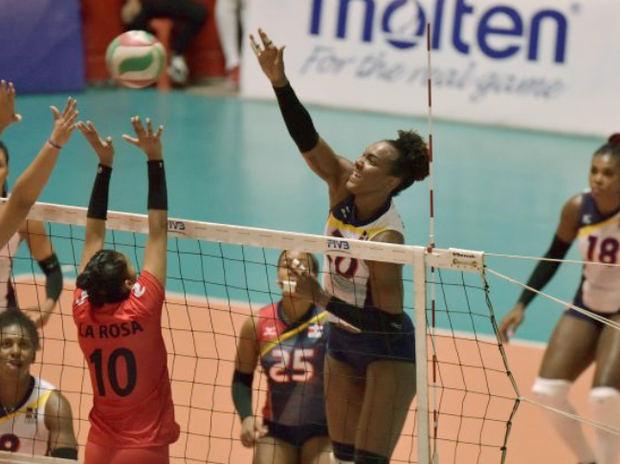 RD cierra invicto el grupo A de Copa Panamericana de Voleibol Femenino