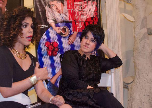Judith Rodríguez.y María Castillo