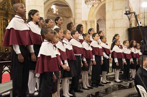 Coro de Niños de la Catedral.