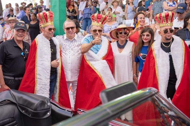 Punta Cana celebró su carnaval por todo lo alto