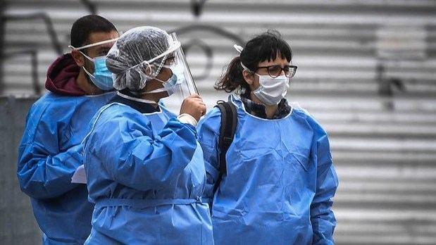 Argentina registra 774 positivos nuevos y llega a 664 muertes por COVID-19
