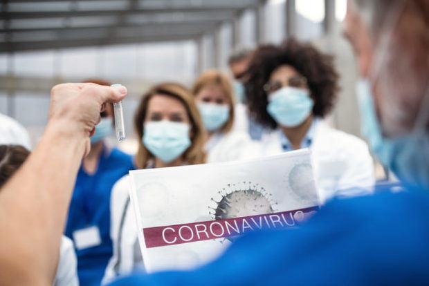 Suben a 108 los muertos en el país por el coronavirus.