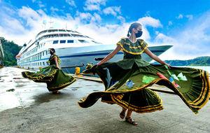 Costa Rica participa en Seatrade Cruise Global 2021.