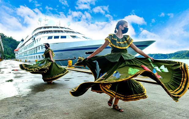 Costa Rica participa en Seatrade Cruise Global 2021