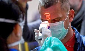 Más de 20 millones de casos de Covid -19 en el mundo, según la Johns Hopkins.