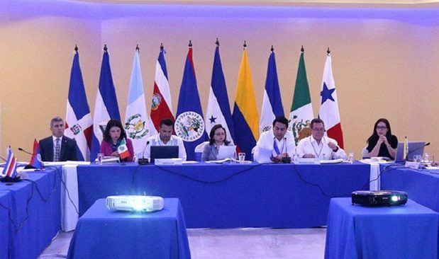 XVII Cumbre de Jefes de Estado y de Gobierno del Mecanismo de Diálogo y Concertación Tuxtla.