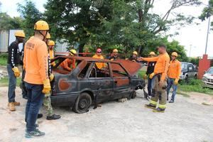 Los equipos servirán para sacar a víctimas de accidentes de tránsito