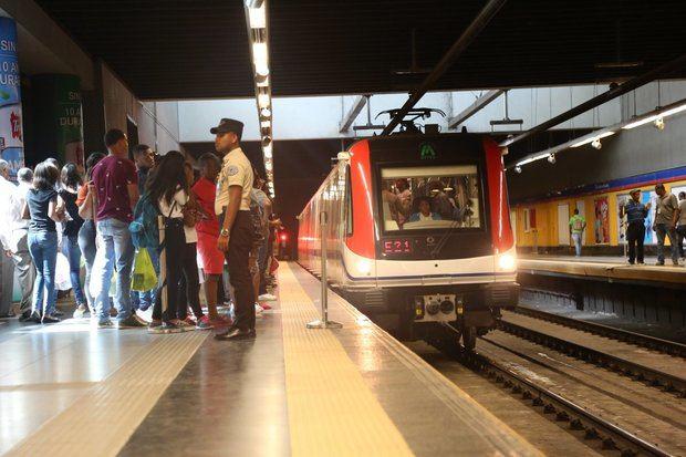 """Opret dice """"registro falso de un tren"""" provoca retraso en el Metro"""