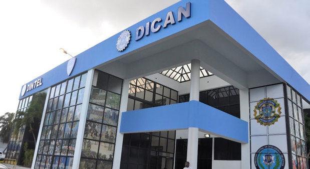 Dirección Central de Antinarcóticos (Dican).