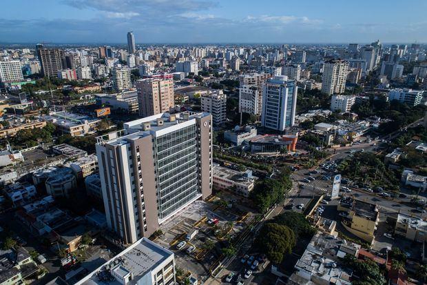 Vista de la PUCMM de Santo Domingo
