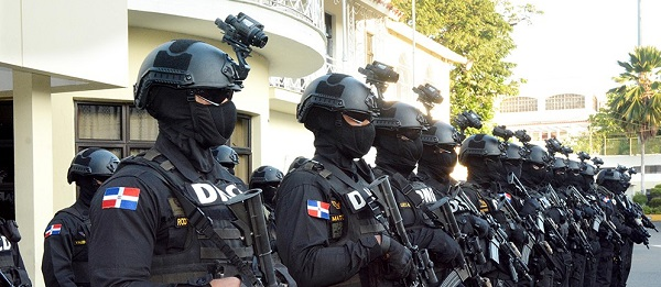 Unión Europea entrena agentes DNCD contra narcotráfico y lavado de activos
