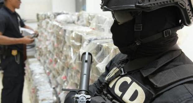 RD halla casi 2 toneladas de cocaína en barco que venía de Colombia