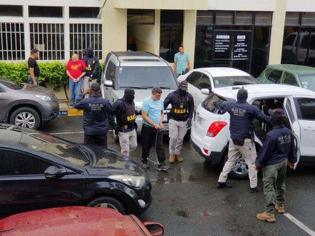 República Dominicana entrega a EEUU a tres dominicanos acusados de narcotráfico