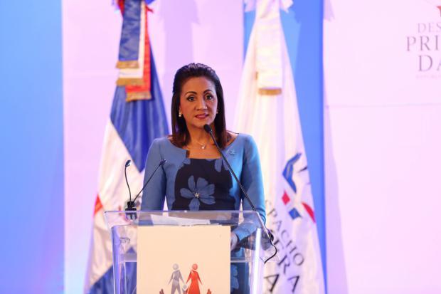 Cándida Montilla de Medina encabezó la conferencia titulada: Discapacidad, Tecnología e Inclusión.