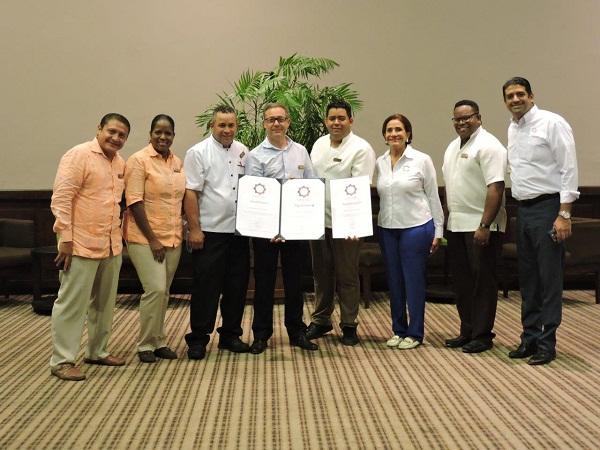 AMResort recibe Premio internacional Cristal Standards