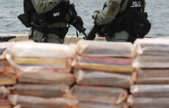 Detenidas tres personas e incautados 725 kilos de cocaína en oeste de P.Rico