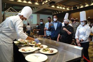 5ta. edición Expo-Gastronómica, celebrada con éxito.