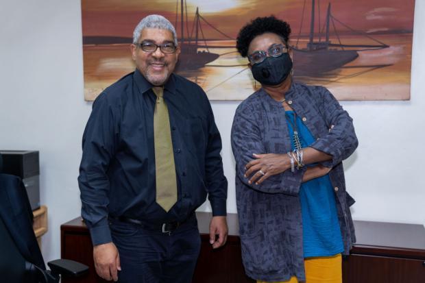 Xiomara Fortuna y Diomary La Mala conducirán programas por Quisqueya FM