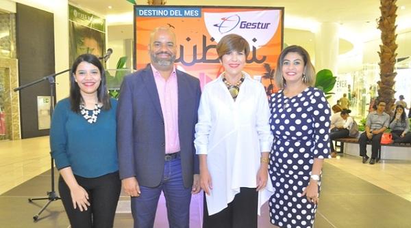 Gestur presenta a Dubái como Destino del Mes